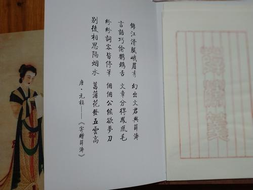 Yi Feng Shi Jian 一封诗笺 A Poem Letter Lyrics 歌詞 With Pinyin By Duan Ao Juan 段奥娟