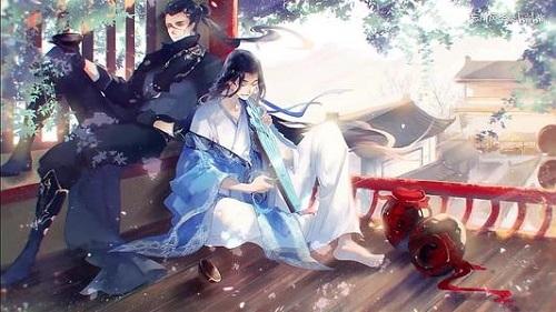 Wan Xiang Shuang Tian 万象霜天 Frost Lyrics 歌詞 With Pinyin By Chi Yu 赤羽 Wang Chuang Feng Hua Lu 忘川风华录