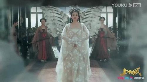Shang Yang Fu 上阳赋 Monarch Industry Lyrics 歌詞 With Pinyin By Tan Wei Wei 谭维维 Tan Weiwei