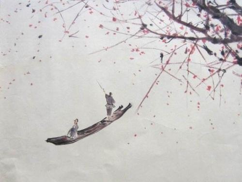 Bu Jue Xiao 不觉晓 Don't Want To Wake Lyrics 歌詞 With Pinyin By Hua Xiao Lou 花小楼
