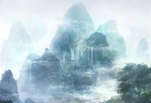 Yun Shen Bu Zhi Chu 云深不知处 The Clouds Deep Know Lyrics 歌詞 With Pinyin By Qi Yin He 七音盒