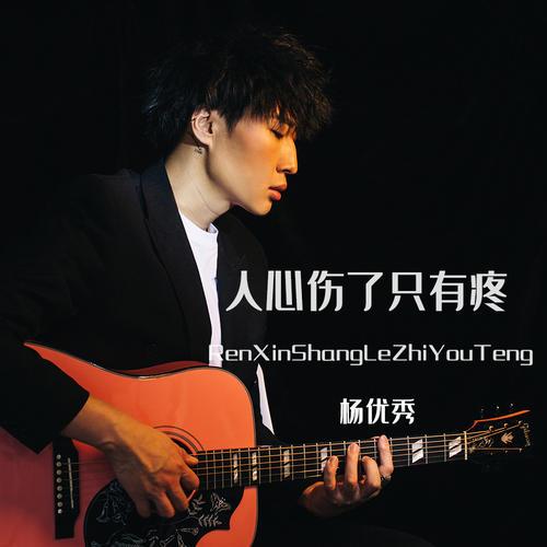Ren Xin Shang Le Zhi You Teng 人心伤了只有疼 Only Pain Left In My Broken Heart Lyrics 歌詞 With Pinyin By Yang You Xiu 杨优秀