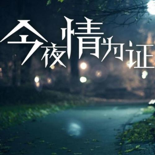 Jin Ye Qing Wei Zheng 今夜情为证 Love Tonight Lyrics 歌詞 With Pinyin By Chen Guo 陈果