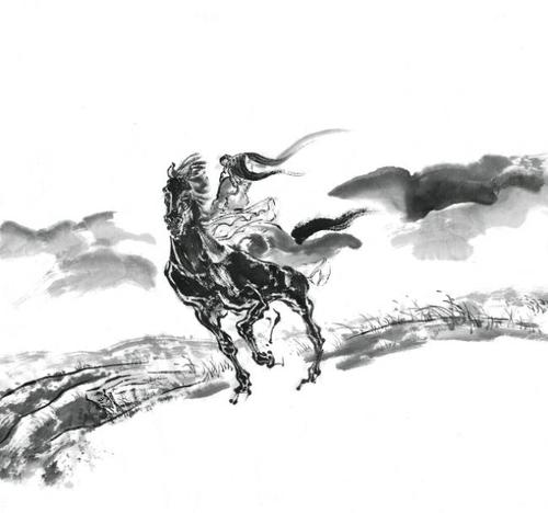 Zhang Jian Che Ma 仗剑策马 Hold Your Sword And Spur The Horse Lyrics 歌詞 With Pinyin By Shi Ren Liang 诗人凉
