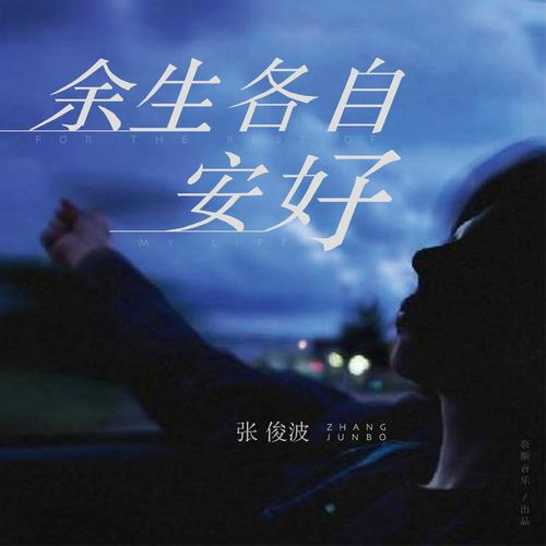 Yu Sheng Ge Zi An Hao 余生各自安好 Safe And Sound For The Rest Of My Life Lyrics 歌詞 With Pinyin By Zhang Jun Bo 张俊波
