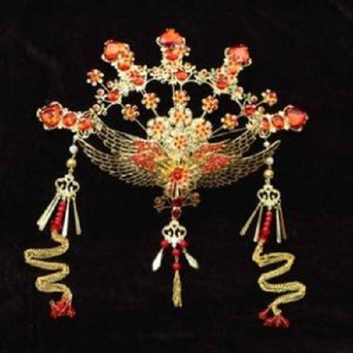 Feng Guan Tian Xia 凤冠天下 Phoenix Crown The World Lyrics 歌詞 With Pinyin By Huang Yu Jiao 黄玉娇