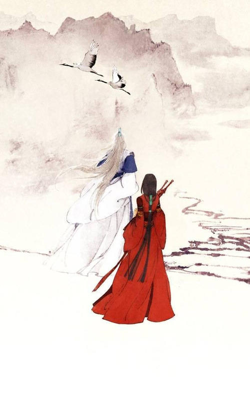 Qing Bie Li 卿别离 Farewell To You Lyrics 歌詞 With Pinyin By Zhang Qi 张琦