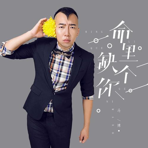 Ming Li Que Ge Ni 命里缺个你 Lack Of You Lyrics 歌詞 With Pinyin By Ma Bo 马博