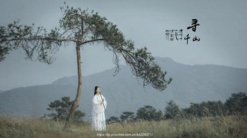 Xun Bian Qian Shan Shi Wei Shei 寻遍千山是为谁 Who Are You Looking For Lyrics 歌詞 With Pinyin By Xu Xiao Er 许潇儿