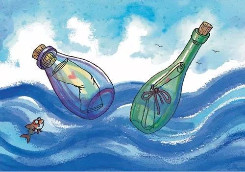 Xin Yuan Piao Liu Ping 心愿漂流瓶 Wish Drifting Bottle Lyrics 歌詞 With Pinyin By Fan Ru 范茹