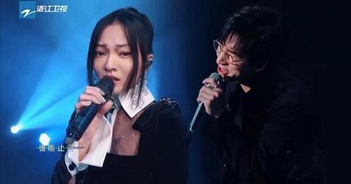 Kong Huang 恐慌 Phobia Lyrics 歌詞 With Pinyin By Zhang Shao Han 张韶涵 Angela Chang、Tang Han Xiao 唐汉霄 Tang Hanxiao