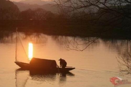 Xie Yang Du 斜阳渡 Setting Sun Ferry Lyrics 歌詞 With Pinyin By Da Shen Hui 大神慧