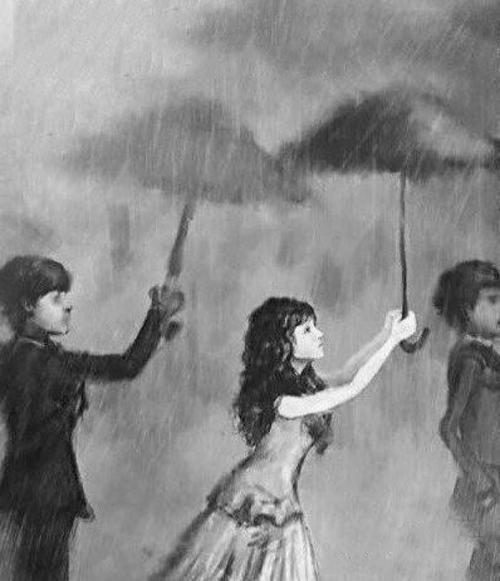 Wu Qing De Yu Duo Qing Xia 无情的雨多情下 Under The Merciless Rain Lyrics 歌詞 With Pinyin By Ji Ji 寂悸