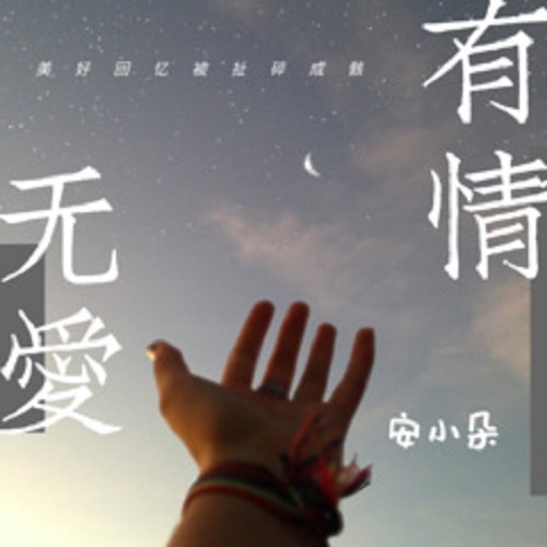 You Qing Wu Ai 有情无爱 Without Love Lyrics 歌詞 With Pinyin By An Xiao Duo 安小朵