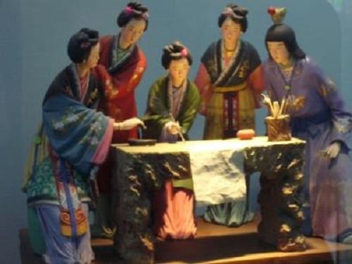 Ni Ren Xiao Zhuan 泥人小传 Clay Figurine Lyrics 歌詞 With Pinyin By Zhuo Yao 灼夭、Xiao Tian Yin Yue She 小田音乐社