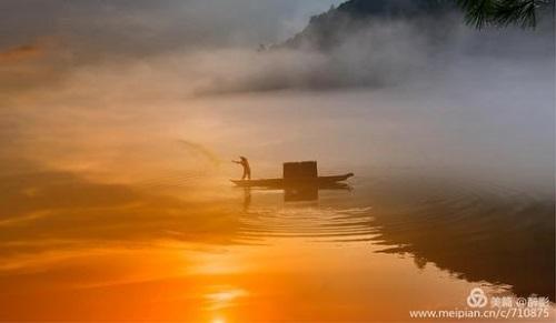 Du Qing Zhou 渡轻舟 Take A Skiff Lyrics 歌詞 With Pinyin By Ruo Yi Zhi Bai 若以止白