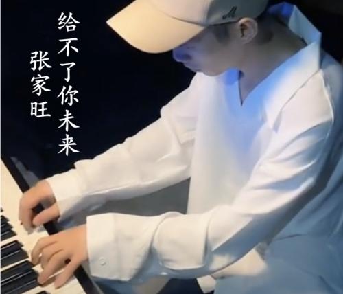 Gei Bu Liao Ni Wei Lai 给不了你未来 Can't Give You The Future Lyrics 歌詞 With Pinyin By Zhang Jia Wang 张家旺