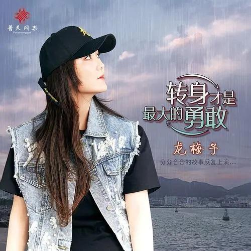 Zhuan Shen Cai Shi Zui Da De Yong Gan 转身才是最大的勇敢 Turning Around Is The Greatest Bravery Lyrics 歌詞 With Pinyin By Long Mei Zi 龙梅子
