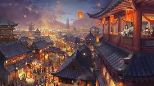 Chang An A 长安啊 Capital Of China In The Tang Dynasties Lyrics 歌詞 With Pinyin By Qi Xi 七夕