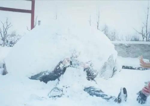 Xue Zhong De Cheng Nuo 雪中的诺言 Promise In The Snow Lyrics 歌詞 With Pinyin By Xiao Tian 笑天