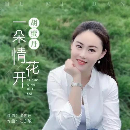 Yi Duo Qing Hua Kai 一朵情花开 A Love Flower Blooms Lyrics 歌詞 With Pinyin By Hu Mi Dan 胡蜜丹