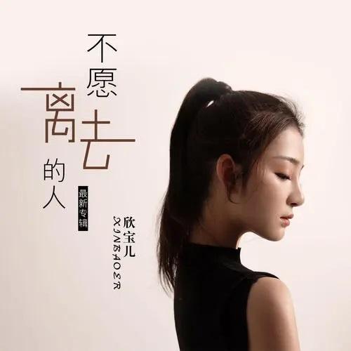 Bu Yuan Li Qu De Ren 不愿离去的人 People Who Don't Want To Leave Lyrics 歌詞 With Pinyin By Xin Bao Er 欣宝儿