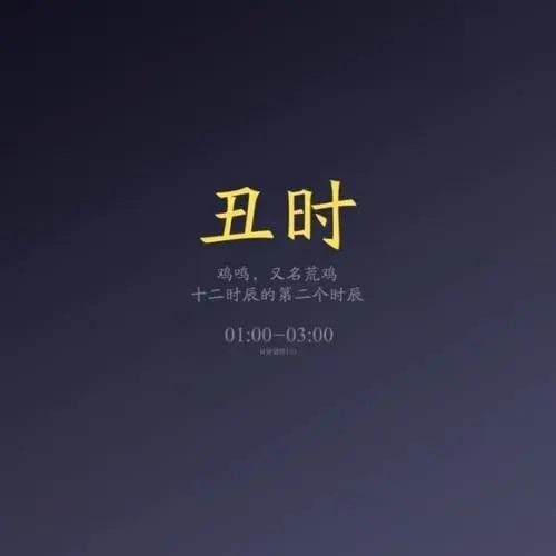 Chou Shi 丑时 1 A.M. To 3 A.M. Lyrics 歌詞 With Pinyin By Yin Que Shi Ting 音阙诗听 Wang Zi Yu 王梓钰