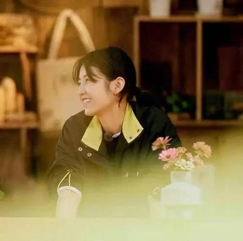 Ju Jing Zi De Nv Hai 举镜子的女孩 The Girl Holding The Mirror Lyrics 歌詞 With Pinyin By Zhang Zi Feng 张子枫 Zhang Zifeng