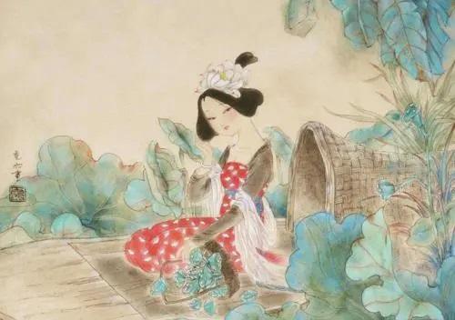 Cheng Xi Liang 乘夕凉 Enjoy The Evening Cool Lyrics 歌詞 With Pinyin By Zhuo Yu Yu Yu Yu Yu 濯玉玉玉玉玉