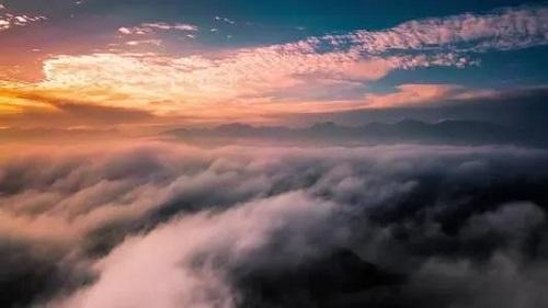 Yun Hai 云海 Seas Of Clouds Lyrics 歌詞 With Pinyin By Li Jiang Xiao Qian 丽江小倩
