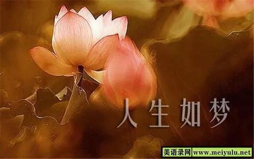 Ren Sheng Yi Chang Meng 人生一场梦 Life Is A Dream Lyrics 歌詞 With Pinyin By Dong Fang Qing Er 东方晴儿