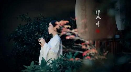 Yi Ren Zui 伊人醉 The Beauty Is Drunk Lyrics 歌詞 With Pinyin By Bai Yan Lin 白焱麟