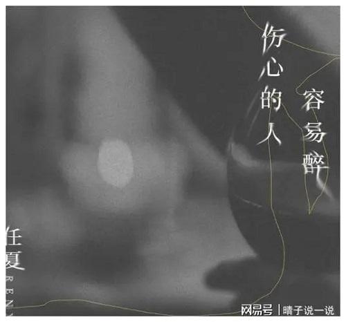 Shang Xin De Ren Rong Yi Zui 伤心的人容易醉 Sad People Get Drunk Easily Lyrics 歌詞 With Pinyin By Ren Xia 任夏