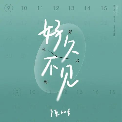 Hao Jiu,Bu Jian 好久,不见 Long Time No See Lyrics 歌詞 With Pinyin By Chen Zi Qing 陈子晴