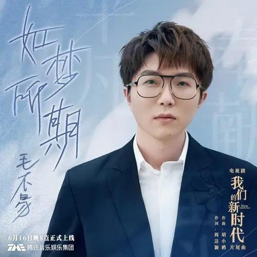 Ru Meng Suo Qi 如梦所期 As Expected Lyrics 歌詞 With Pinyin By Mao Bu Yi 毛不易 Mao Buyi
