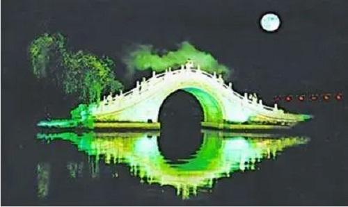 Nian Si Qiao 廿四桥 Twenty Four Bridge Lyrics 歌詞 With Pinyin By Qi Ran 奇然