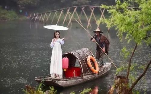 Wo Zai Jiang Nan Deng Ni 我在江南等你 I'll Wait For You In Jiangnan Lyrics 歌詞 With Pinyin By Yin Pin Guai Wu 音频怪物 Guo Feng Xin Yu 国风新语