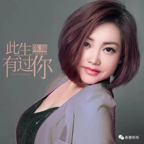 Ci Sheng You Guo Ni 此生有过你 I Have Had You In My Life Lyrics 歌詞 With Pinyin By Chen Rui 陈瑞 Chen Rui