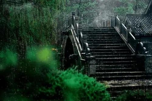Jiang Nan Yu 江南雨 Rain Of Jiangnan Lyrics 歌詞 With Pinyin By Xin Ling Yuan Hang 心灵远航