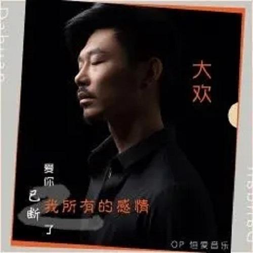 Ai Ni Yi Duan Le Wo Suo You De Gan Qing 爱你已断了我所有的感情 Loving You Has Broken All My Feelings Lyrics 歌詞 With Pinyin By Da Huan 大欢