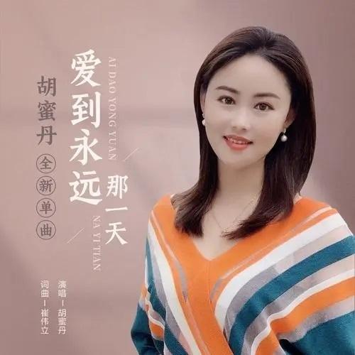 Ai Dao Yong Yuan Na Yi Tian 爱到永远那一天 Love Forever Lyrics 歌詞 With Pinyin By Hu Mi Dian 胡蜜丹